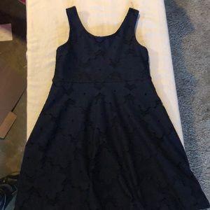 Children's place navy blue dress